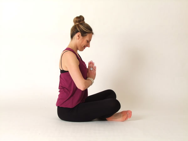 4 Healing Yoga Poses To Release Stress