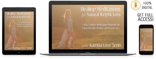 Healing Meditations for Natural Weight Loss