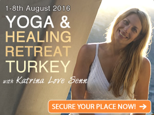 Yoga Retreat Turkey 2016